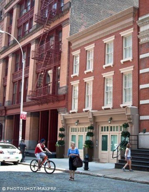 DSK et Anne Sinclair s'installent durablement à New York