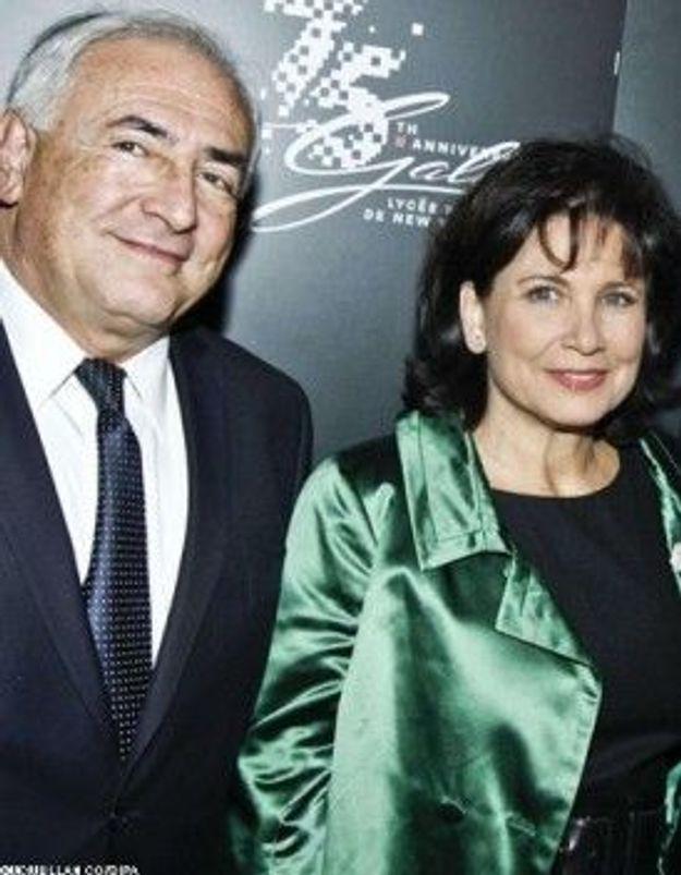 DSK : l'avis d'Anne Sinclair a « beaucoup d'importance »