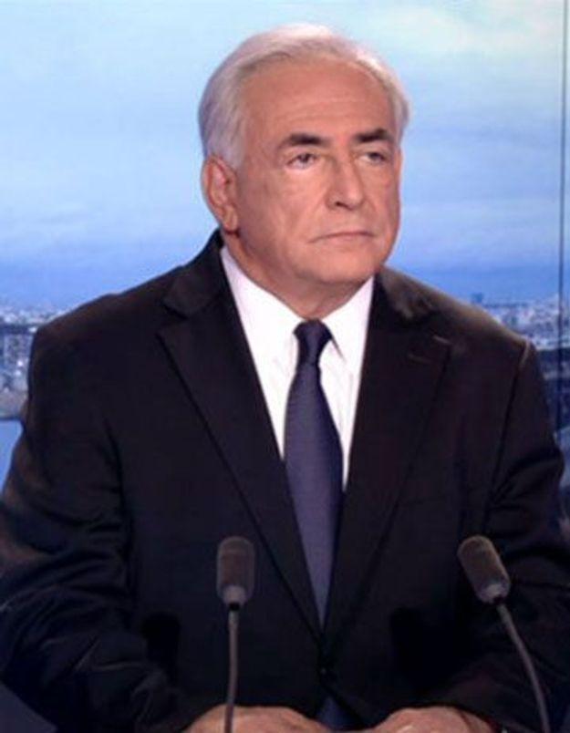"""DSK reconnaît une """"faute morale"""", et rien de plus"""