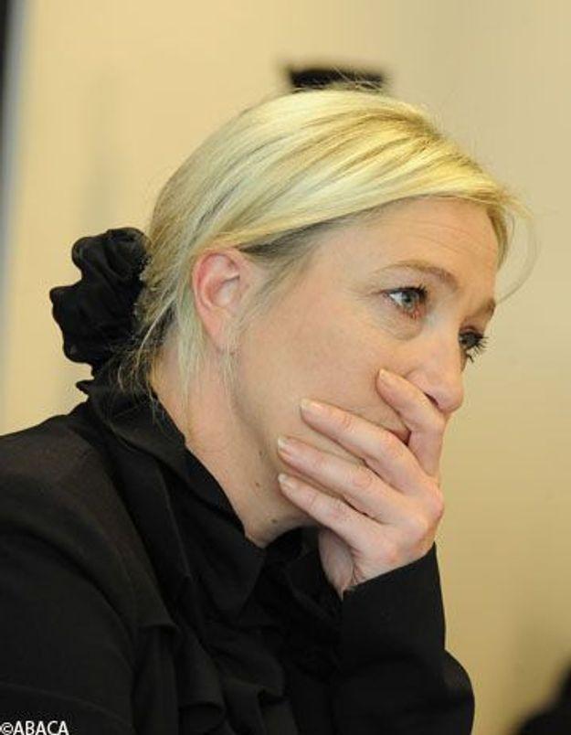 Du rififi chez les Le Pen