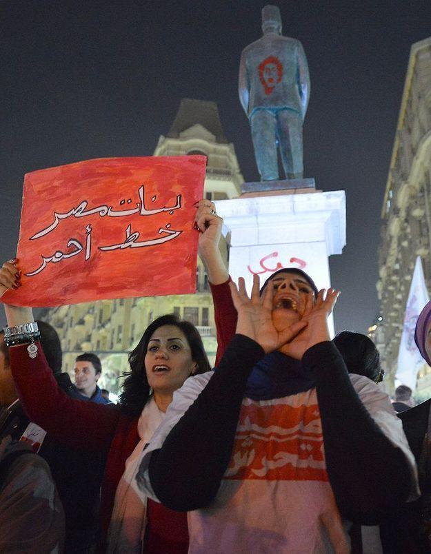 Egypte : les femmes accusées de « provoquer le viol »