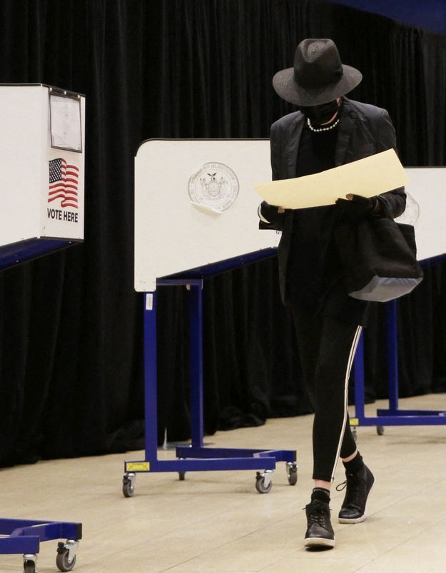 Élections américaines : nouveau record pour le vote anticipé
