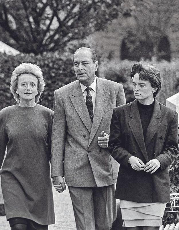 Élections : dans la famille Chirac, voici Claude