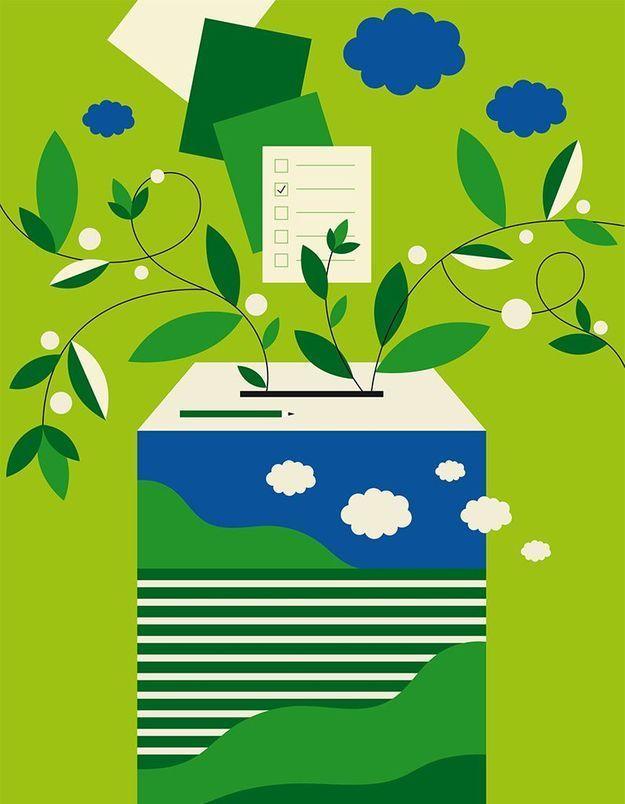Elections européennes : l'écologie au programme