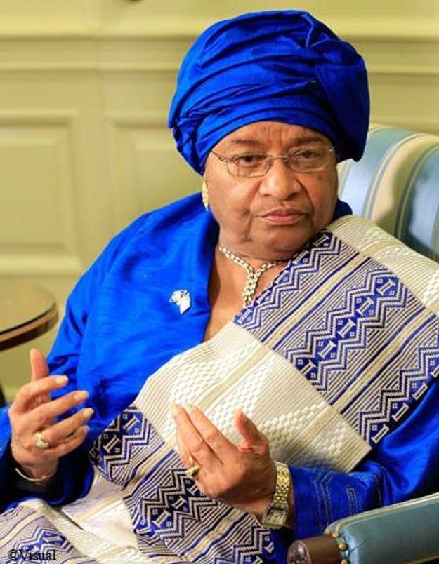 Ellen Johnson Sirleaf réélue présidente du Libéria avec 90% des voix