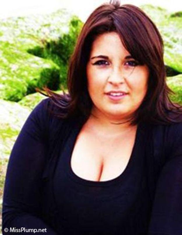 Elue Miss Ronde 2010, elle veut briser les tabous