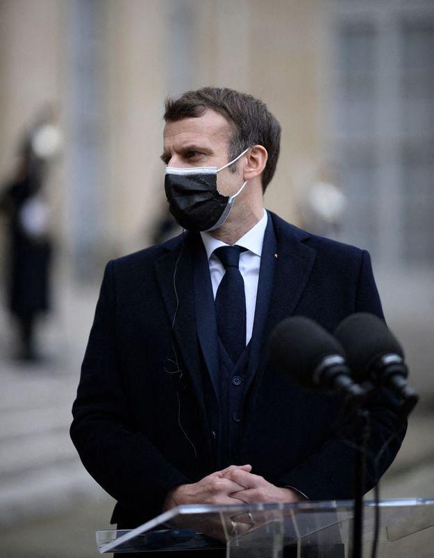 Emmanuel Macron testé positif au Covid-19, annonce l'Elysée