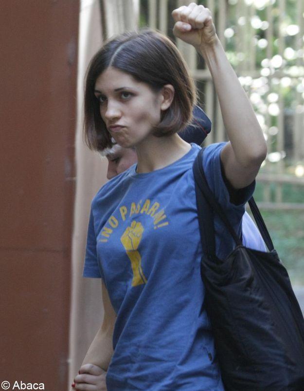 Emprisonnée, une membre des Pussy Riot sort de son silence