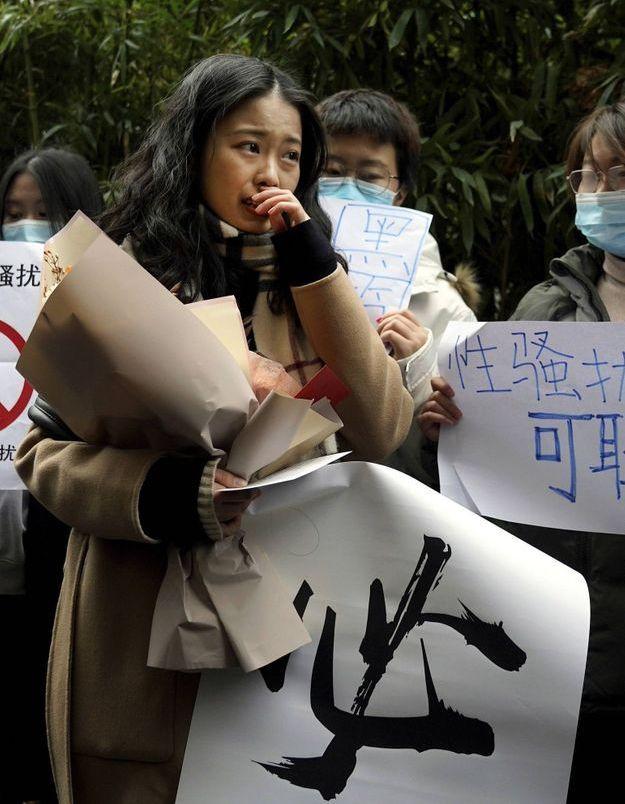 En Chine, le procès d'une star du petit écran marque une étape importante dans le mouvement #Metoo
