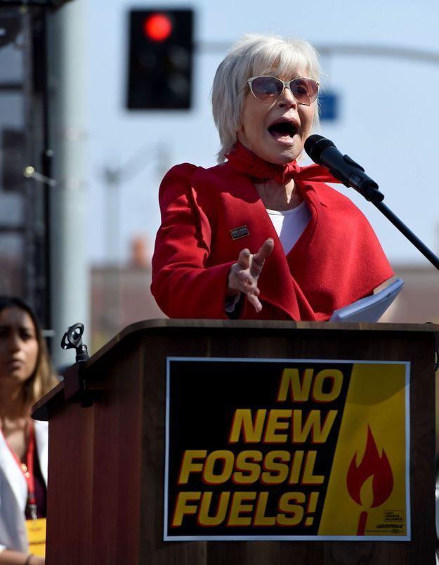 En plein coronavirus, Jane Fonda lance des visioconférences contre le réchauffement climatique
