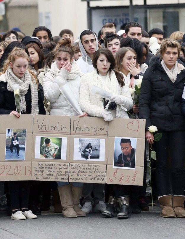 Enfants égorgés : 1500 personnes présentes à la marche blanche