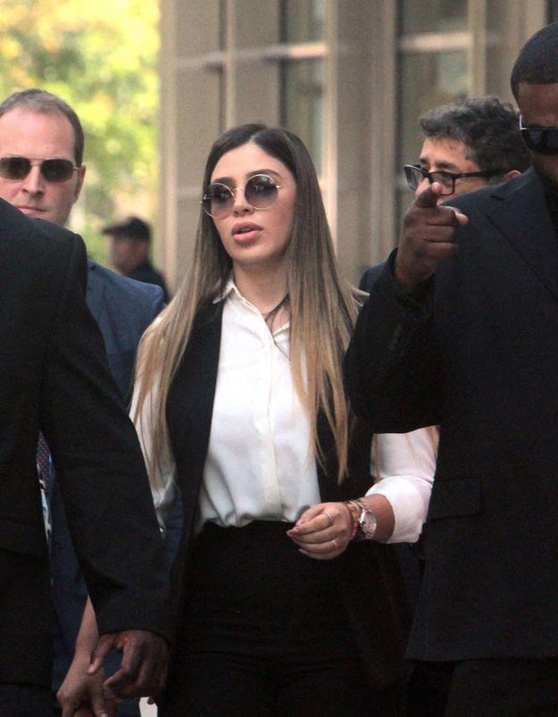 États-Unis : Emma Coronel Aispuro, l'épouse du baron de la drogue « El Chapo » arrêtée