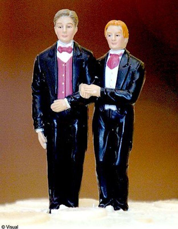 Europe : pas de « droit » au mariage pour les homosexuels