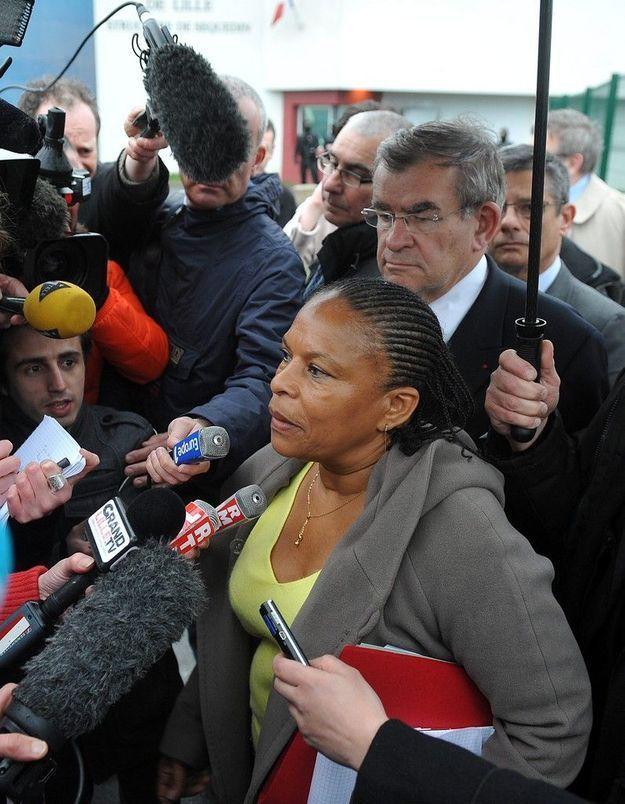 Evasion de la prison de Sequedin: pas de faille pour Taubira