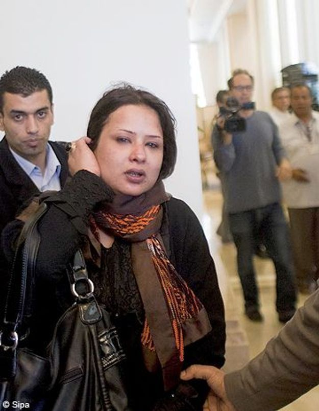 Expulsée du Qatar après avoir accusé les hommes de Kadhafi de viol