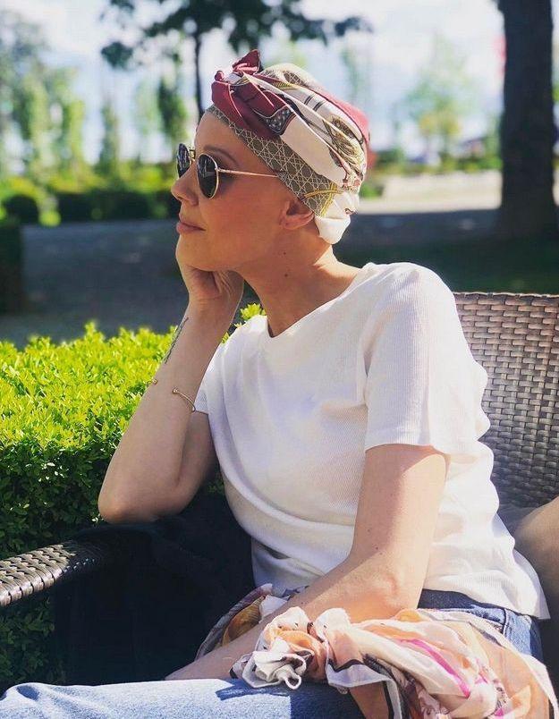 Fanny Leeb face au cancer : ? La vie, je l'aime plus qu'avant ?