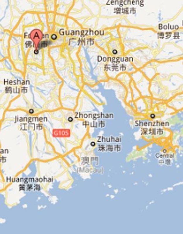 Fillette renversée en Chine : le chauffeur inculpé