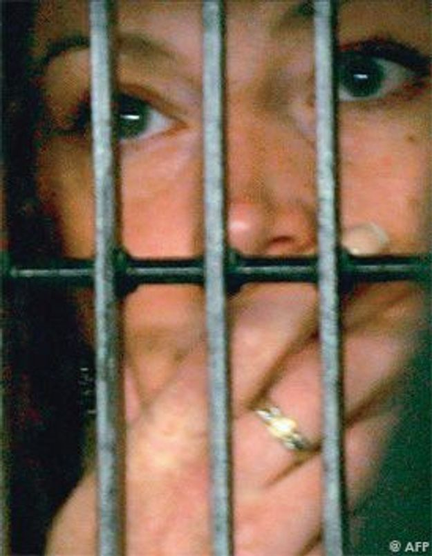 Florence Cassez, jugée coupable