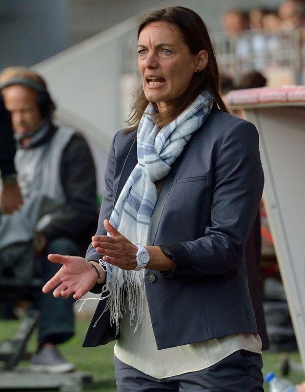Corinne Diacre, une femme déterminée pour entraîner les Bleues !