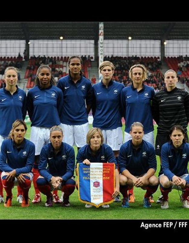 Foot : les Bleues affrontent les Etats-Unis en demi-finale
