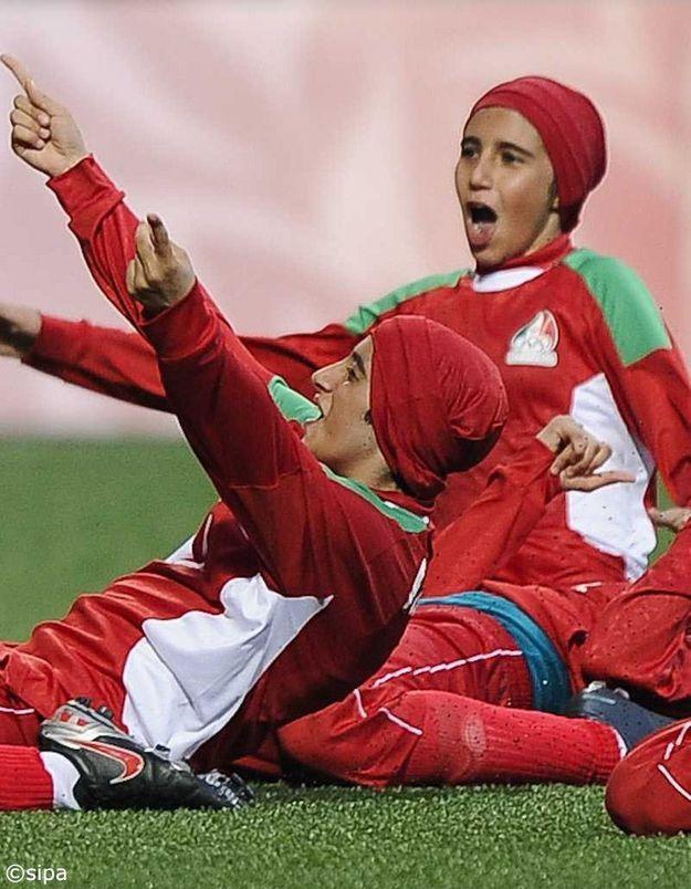 Football féminin : la Fifa autorise le port du voile