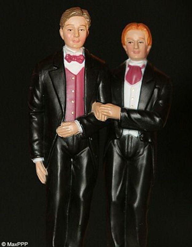 France : le mariage gay d'un franco-espagnol non reconnu