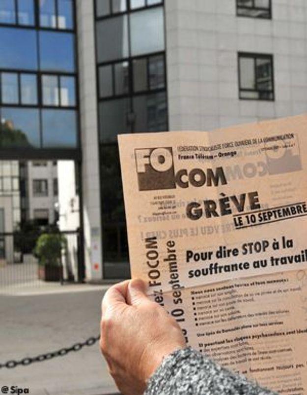 France Télécom : la veuve du suicidé exprime sa colère