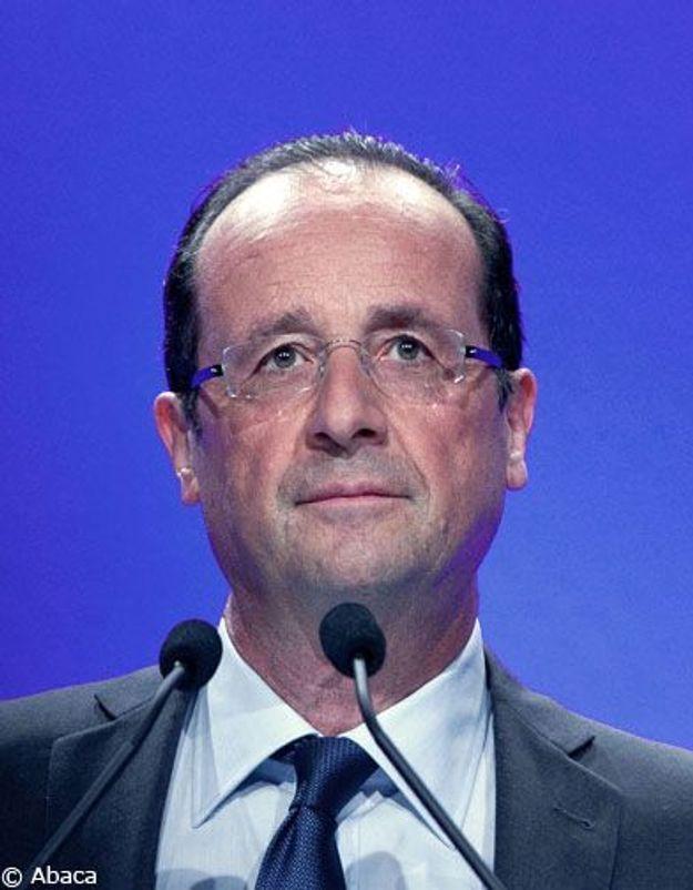 François Hollande dévoile sa profession de foi