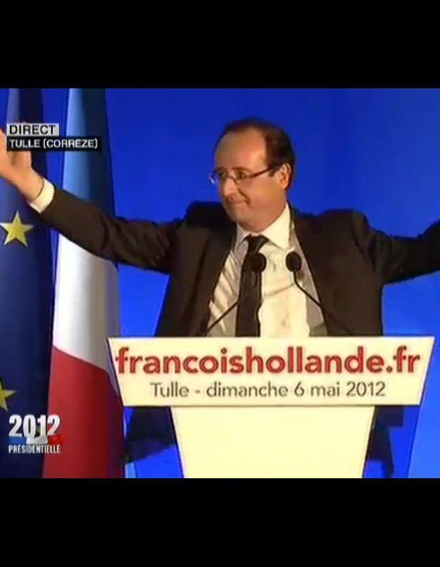 François Hollande : « je serai le Président de tous »