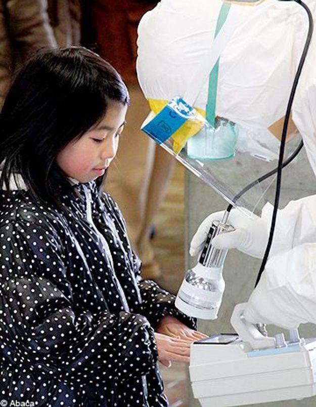 Fukushima : davantage d'enfants contaminés