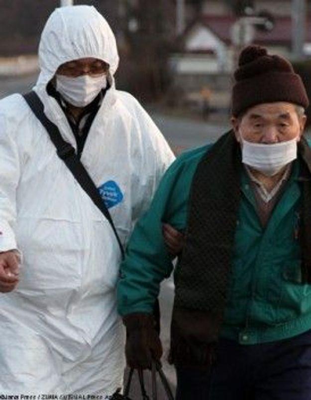 Fukushima : les Japonais craignent des pluies radioactives