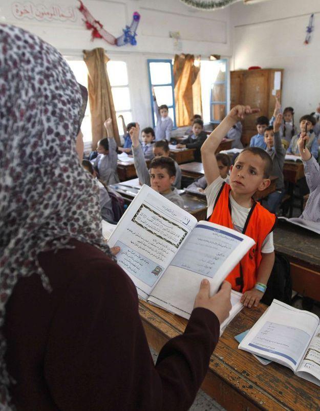 Gaza : le Hamas impose la non-mixité à l'école