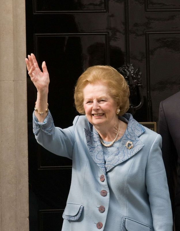 GB : l'ex-Premier ministre Margaret Thatcher est décédée