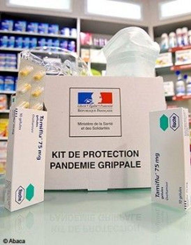 Grippe A : huit élèves atteints dans un lycée de Saint-Maur