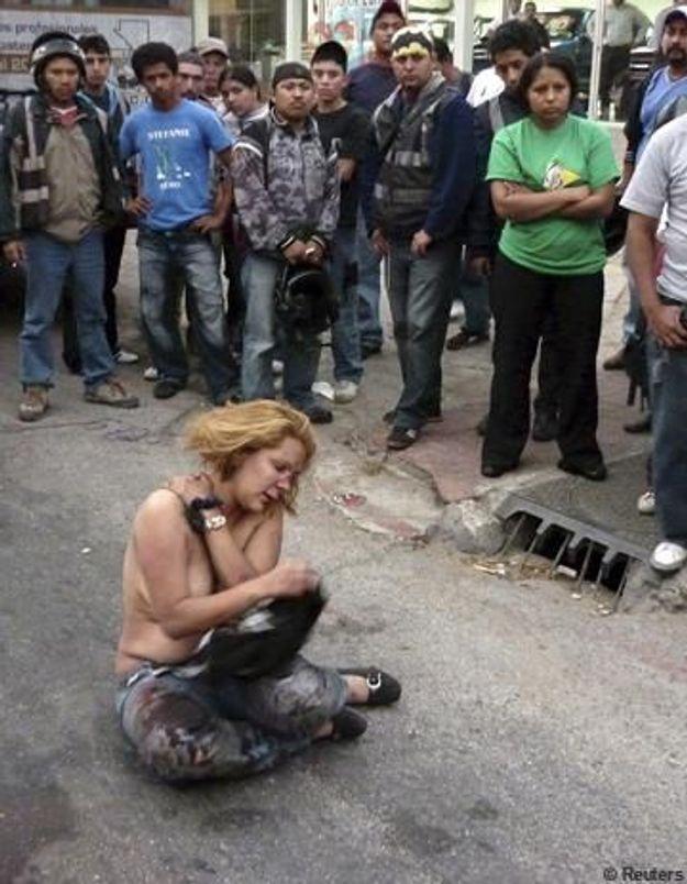 Guatemala : le lynchage de la honte