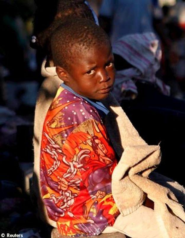 Haïti : attention, trafic d'enfants