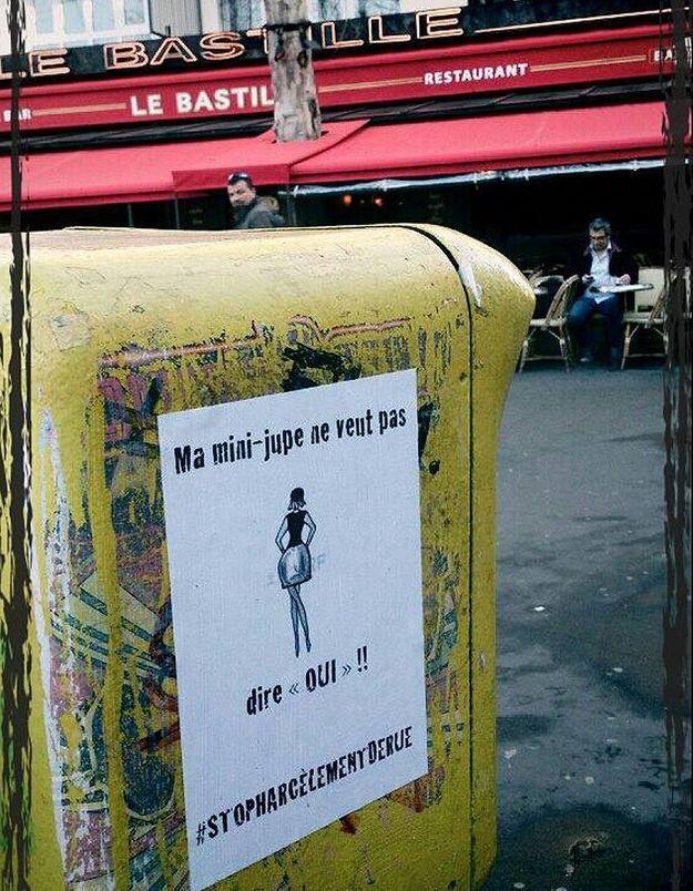 Harcèlement de rue, de plus en plus de «zones sans relou» en France?