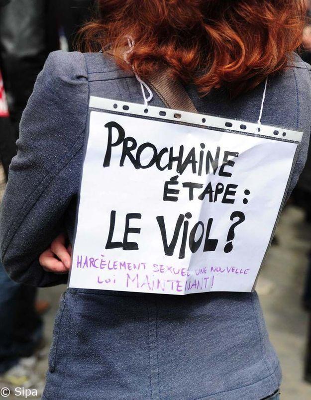 Harcèlement sexuel : les féministes se mobilisent et veulent une nouvelle loi