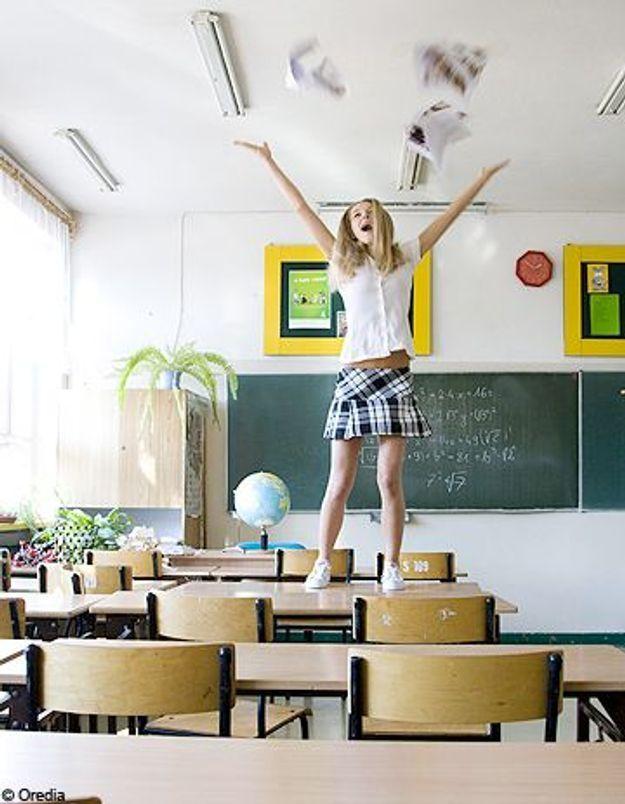 Hautes-Alpes : des élèves manifestent pour la mini-jupe