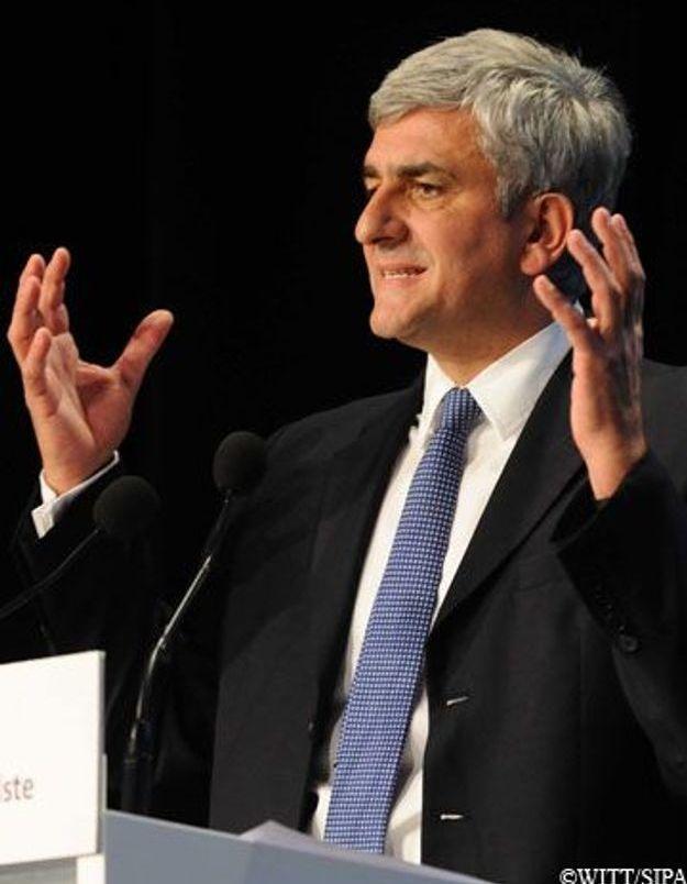 Hervé Morin, officiellement candidat à la présidentielle
