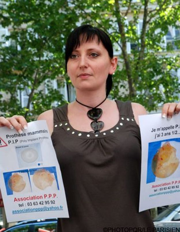 Implants mammaires PIP : les victimes reçues au ministère