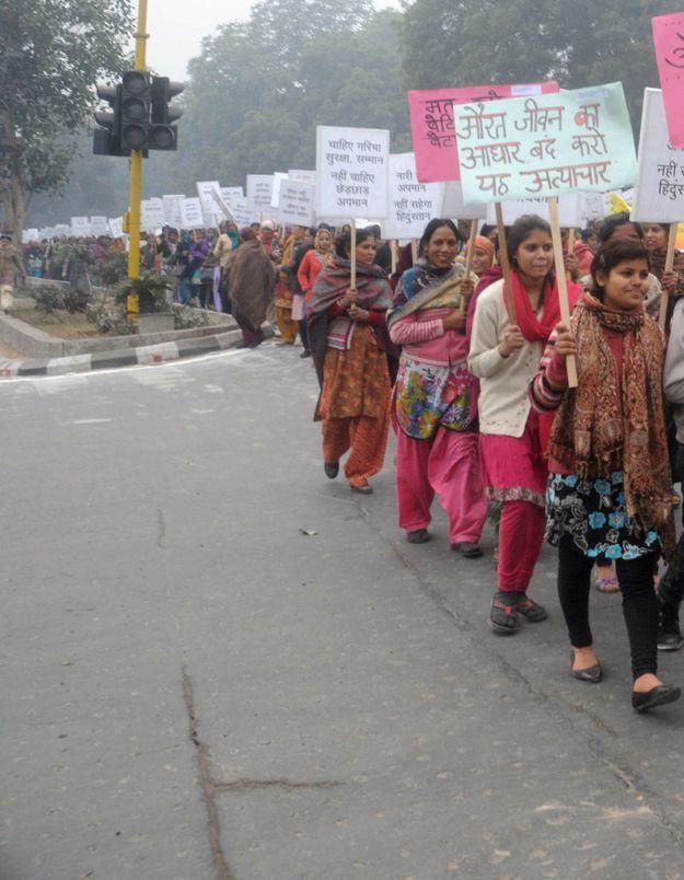 Inde: début du procès pour viol collectif d'une Suissesse