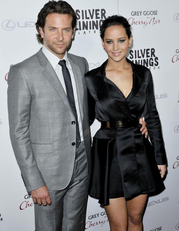 Inégalités salariales : Bradley Cooper exprime son soutien à Jennifer Lawrence