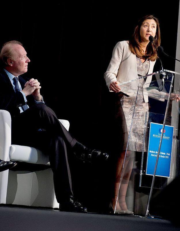 Ingrid Betancourt, invitée spéciale des « Amis de Sarkozy »