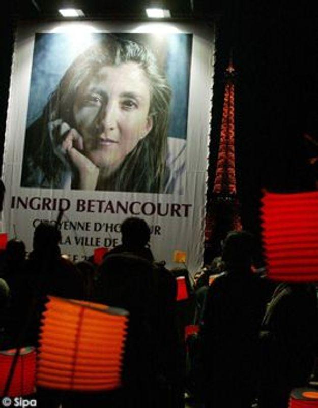Ingrid Betancourt : libérée !