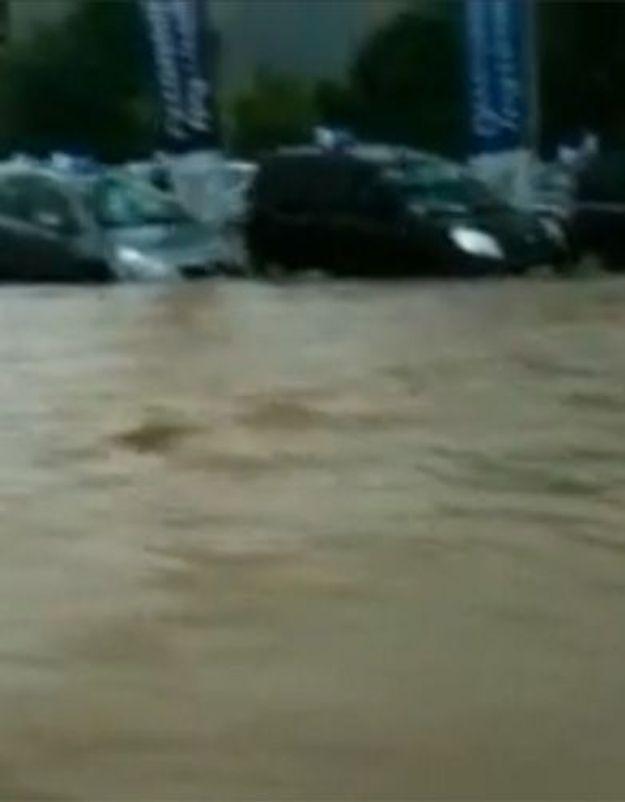 Intempéries dans le Var : au moins 10 morts et 4 disparus