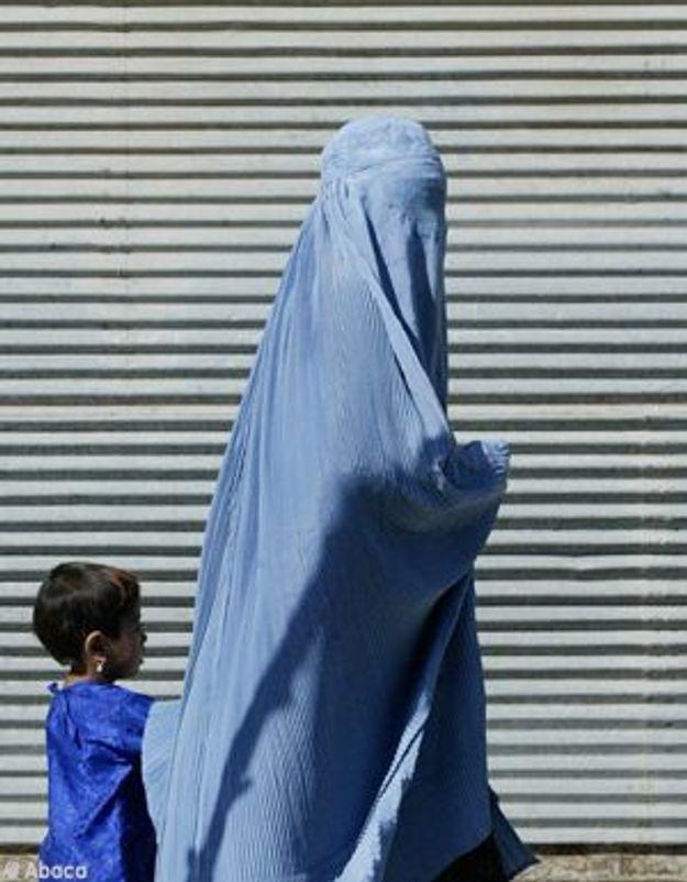 Interdite de logement pour port d'une burqa