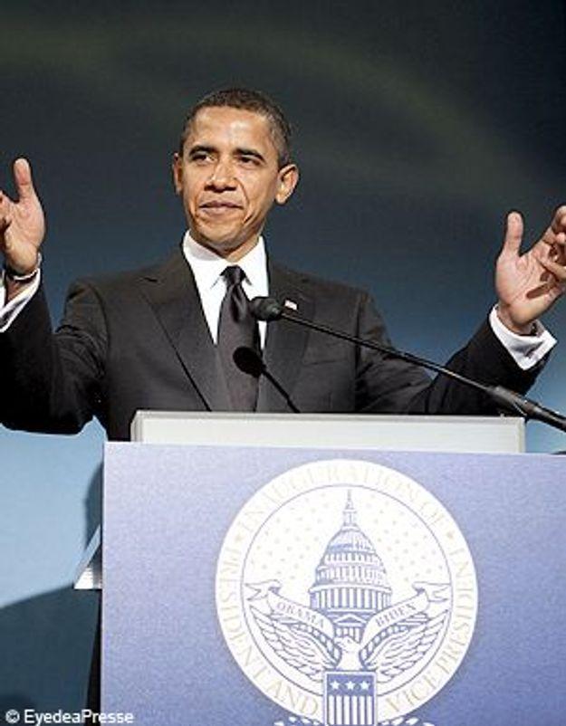 Investiture d'Obama : « Nous sommes prêts à diriger à nouveau »