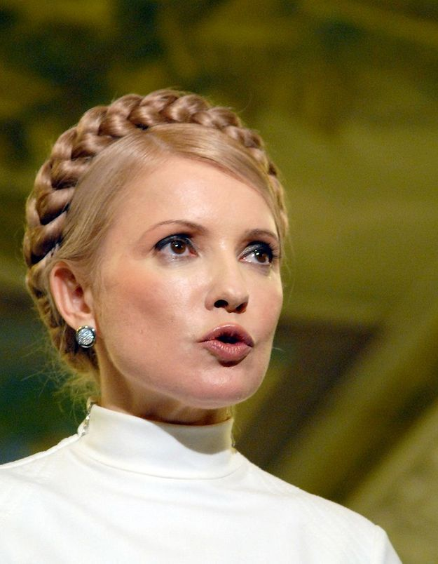 Ioulia Timochenko : la Cour européenne condamne l'Ukraine