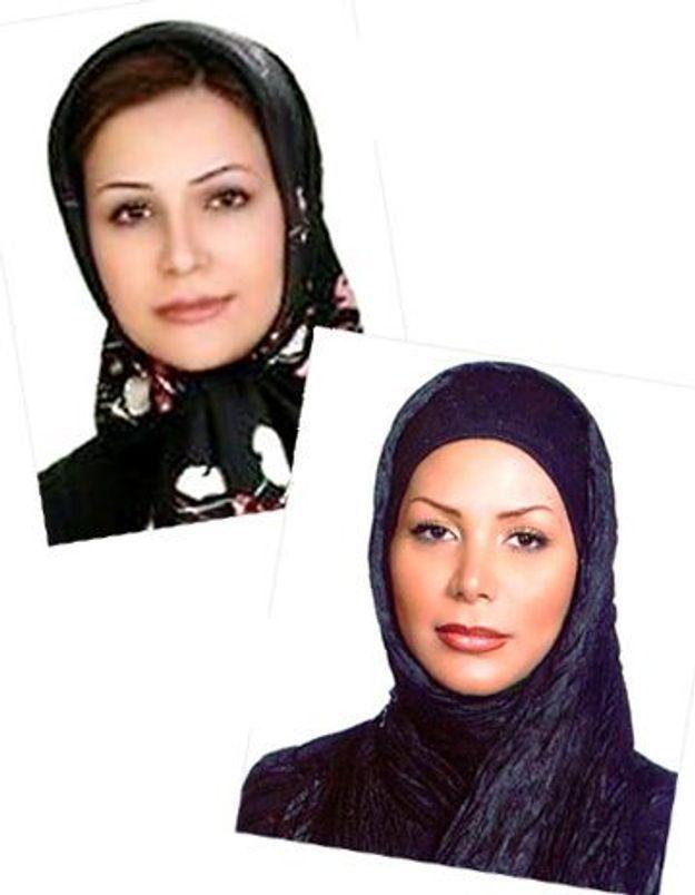Iran: la femme aux deux visages